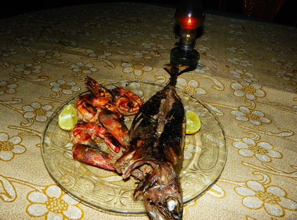 Наш ужин