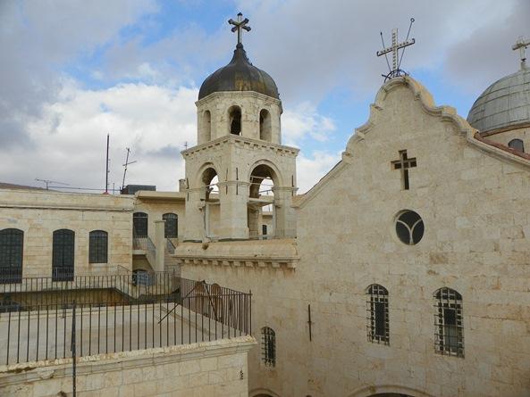 Монастырь Богоматери в Сейднае