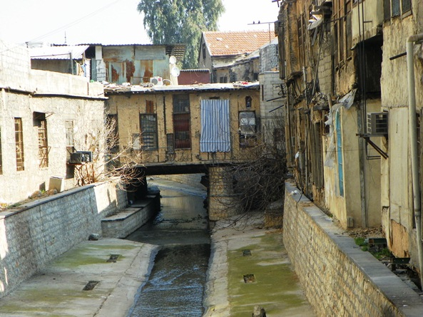 Улочка Дамаска