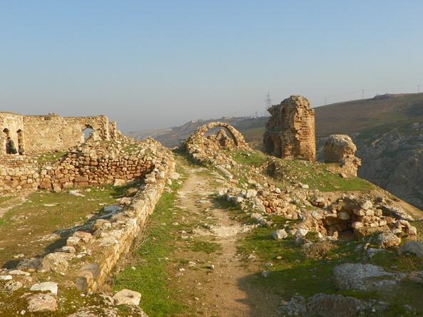 Шайзар. Достопримечательности Сирии