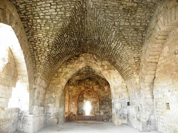 Крак де Шевалье. Достопримечательности Сирии