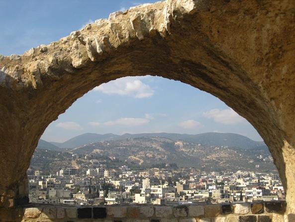 Шейзар. Достопримечательности Сирии