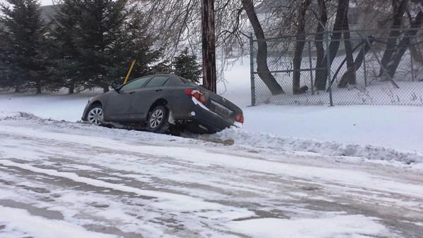 Канадская зима