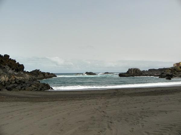 Пляж El Socoro. Ла Пальма