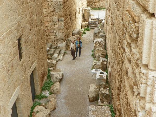 Библос. Средневековая крепость