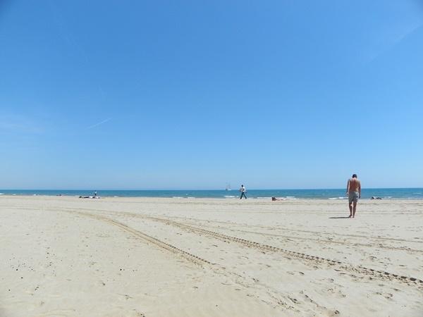 Valencia beach