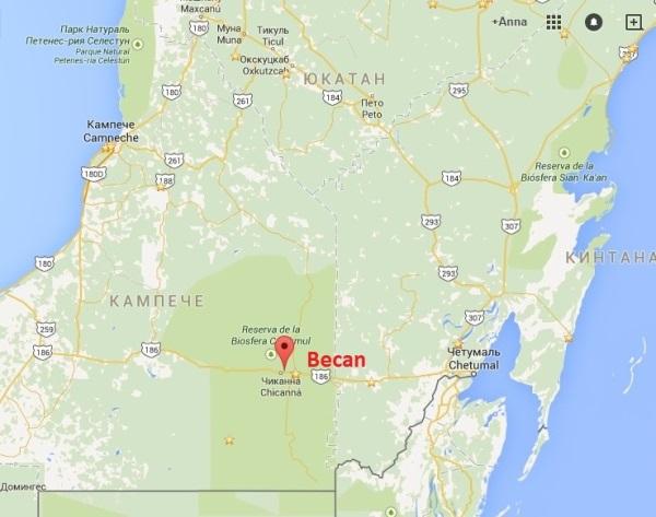 Becan Map 2