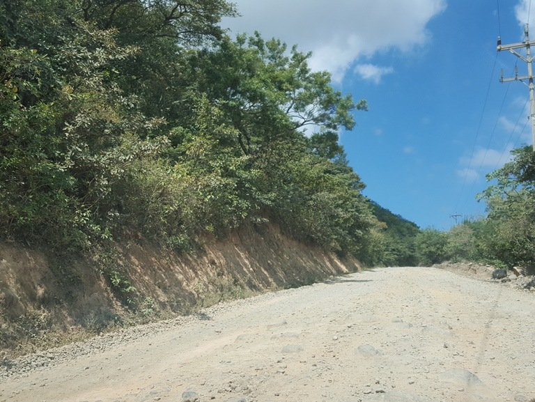 Дорога на Монтеверде