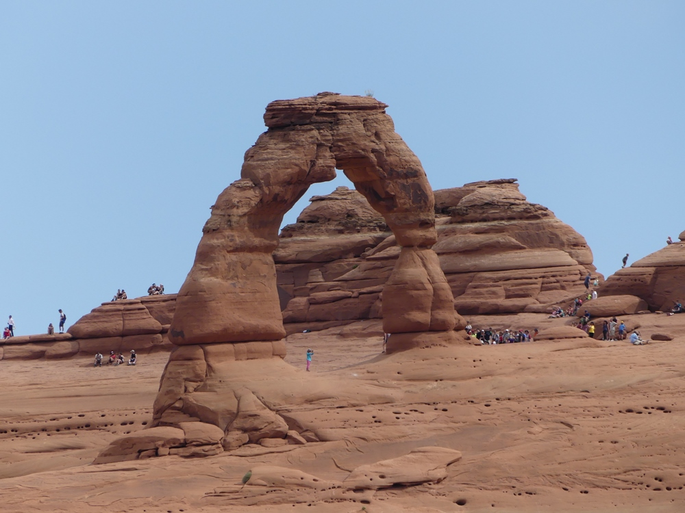 Delicate Arch. Arches national park