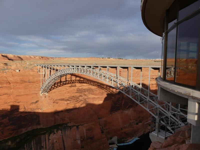 Bridge on the Hwy 89