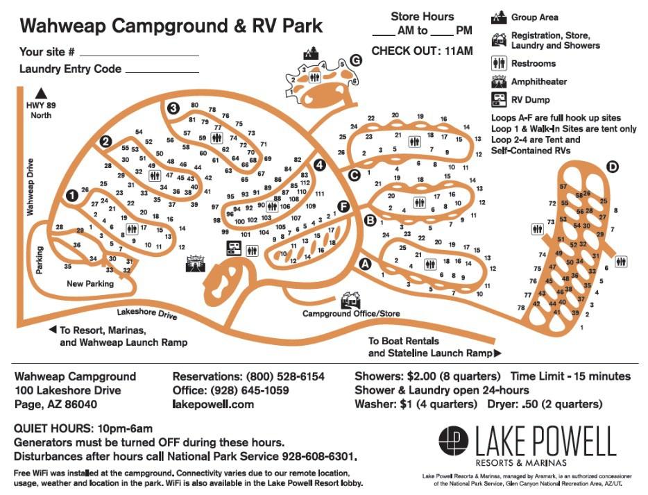 Wahweap-Campground
