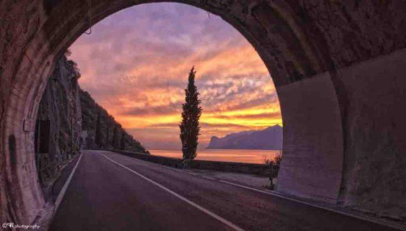 Love Trentino - tramonto trentino