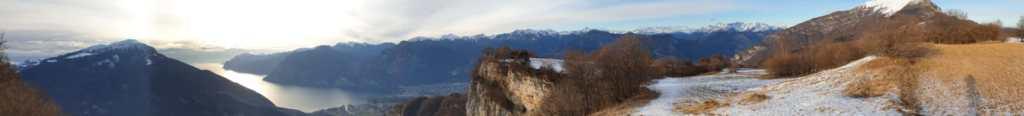 Love Trentino - Monte Creino (vista sul lago di Garda)