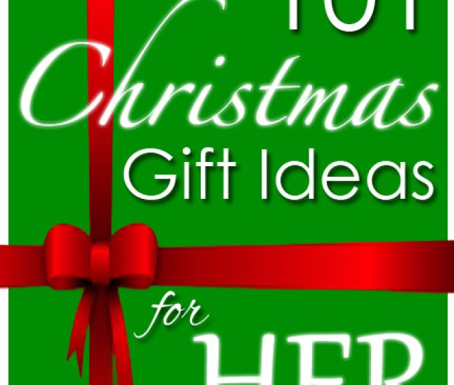 Christmas Gift Ideas For Wives