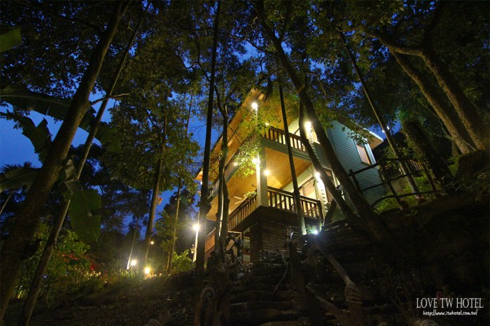 苗栗公館藍鵲喜居包棟民宿 @ 超人氣森林系民宿,彷彿身在絕美仙境裡