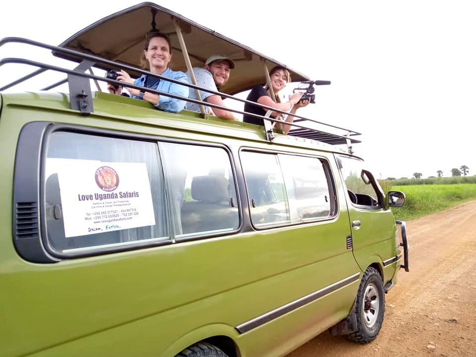 Safari With Us