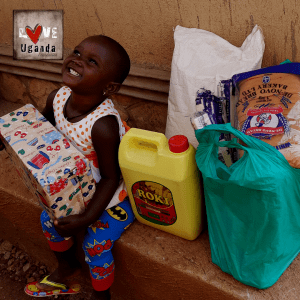 Sponsor a Child in Uganda