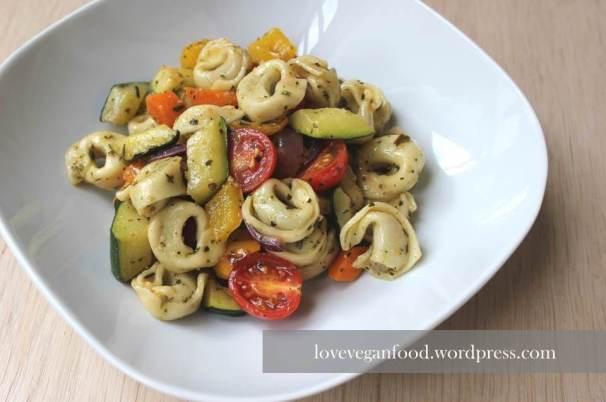 Antipasti-Tortellini-Salat