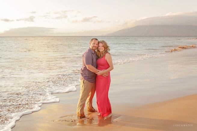 Maternity portraits Maui