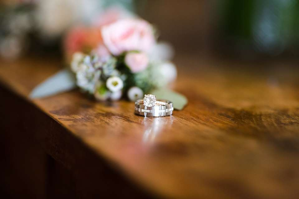 Wedding rings Olowalu Plantation House