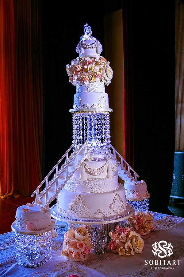 Dr Sid Simi Osomo White Wedding Loveweddingsng new15