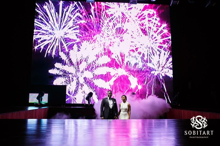 Dr Sid Simi Osomo White Wedding Loveweddingsng new21