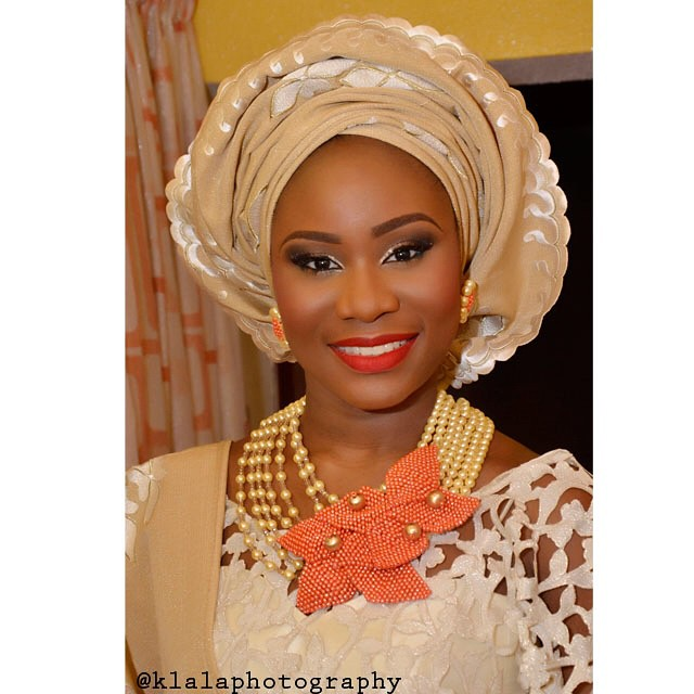 8803794bc2a The Monotone Trend For Nigerian Traditional Brides