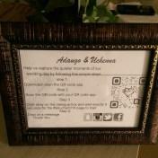 Adaugo and Uche's Nigerian Social Media Themed Wedding IPC Events LoveWeddingsNG 1