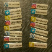 Adaugo and Uche's Nigerian Social Media Themed Wedding IPC Events LoveWeddingsNG