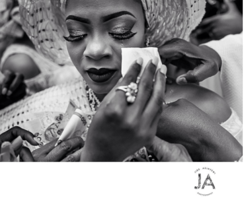 Nigerian Wedding Photographer Jide Akinyemi Photography LoveWeddingsNG