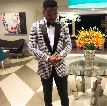 Nigerian Groom Inspiration Ebuka Obi Uchendu South African Film & Television Awards Mai Atafo LoveWeddingsNG 1
