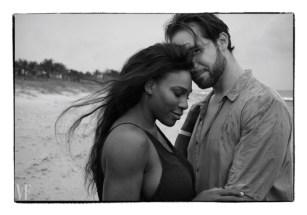Serena Williams and Alexis Vanity Fair August 2017 LoveWeddingsNG 2