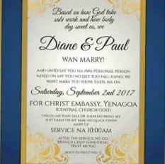 Nigerian funny wedding invitation card loveweddingsng 2gw234h233crop nigerian funny wedding invitation card loveweddingsng 2 stopboris Image collections