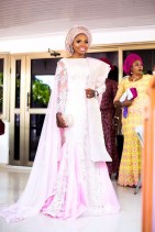 Nigerian Wedding Trend 2017 Bride in Multiple Outfits Traditional Wedding LoveWeddingsNG 4