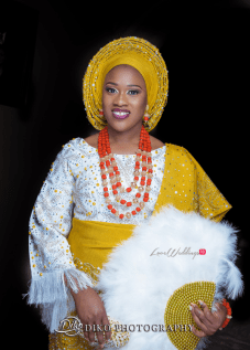 Nigerian Traditional Bride Dara and Jide Diko Photography LoveWeddingsNG 4