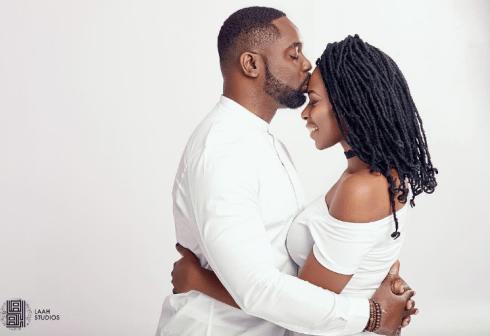 Ebony Life Presenter Cynthia Kamalu PreWedding #WeareWan LoveWeddingsNG Laah Studios 1