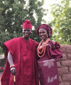 Emmanuel Oyeleke #Mimanuel2017 - Nigerian Wedding Vendors who got married in 2017 LoveWeddingsNG Fola Babarinde 3