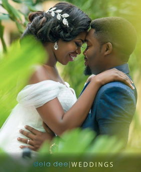 MC Grand Komanda and Lola - Nigerian Wedding Vendors who got married in 2017 LoveWeddingsNG