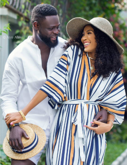 Nigerian Celebrity PreWedding Wedding Yomi Casual #TheCasuals17 Ayo Alasi LoveWeddingsNG 1