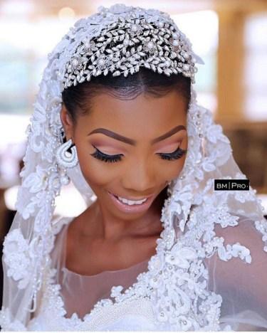 Nigerian Hot Wedding News The Designer Bride Ms Makor Banke Meshida Lawal LoveWeddingsNG