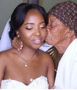 Nigerian Wedding Weekly News Bride and Grandma LoveWeddingsNG