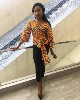 Adesua Etomi's Bridesmaids Jemima Osunde LoveWeddingsNG