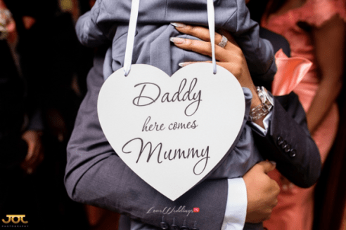 Ghanaian Wedding Best Woman and Couple's son Getting Ready Bema and Cherelle Adjei-Ampofo JOT Photography LoveWeddingsNG 4