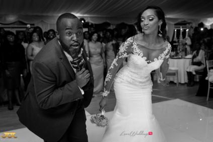 Ghanaian Wedding Bride and MC Bema and Cherelle Adjei-Ampofo JOT Photography LoveWeddingsNG