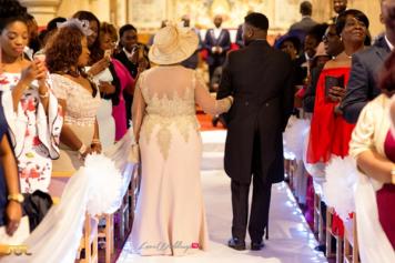 Ghanaian Wedding Mother walking down the aisle Bema and Cherelle Adjei-Ampofo JOT Photography LoveWeddingsNG 1