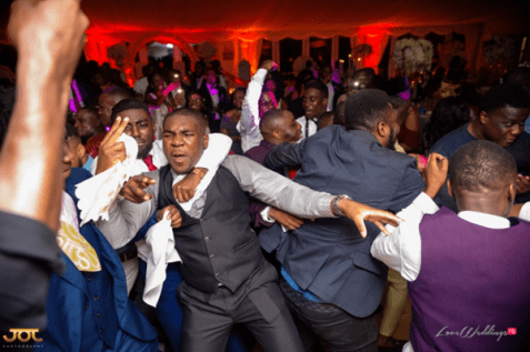 Ghanaian Wedding Turn Up After Party Bema and Cherelle Adjei-Ampofo JOT Photography LoveWeddingsNG 7
