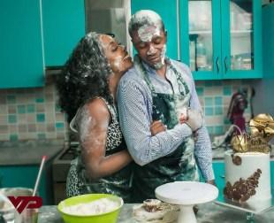 Nigerian Baker Decadent Treats PreWedding Shoot LoveWeddingsNG