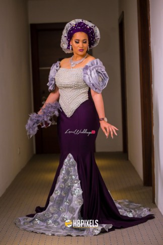 Nigerian Celebrity Traditional Wedding Oritsefemi and Nabila #ON2017 - Caroline Danjuma HB Pixels LoveWeddingsNG