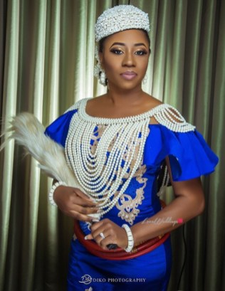 Nigerian Traditional Bride Uche and Emeka Diko Photography LoveWeddingsNG 4 (2)