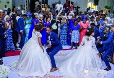Nigerian Twin Brides PhotosuiteNG LoveWeddingsNG 4